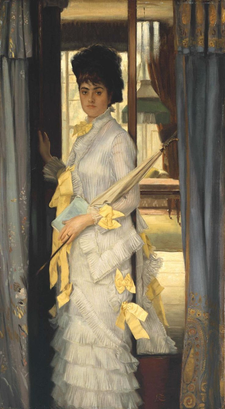 'Portrait', James Tissot | Tate