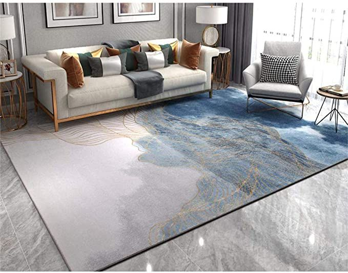 Kyis Designer Rugs Carpet Creative Rectangular Carpet Cowhide Area Rugs Living Room Rug Modern Concise Modern Rugs Living Room Rugs In Living Room Modern Rugs