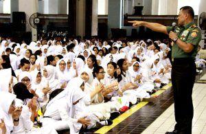 Panglima TNI Ajari Mahasiswa UI Kiat Meraih Sukses