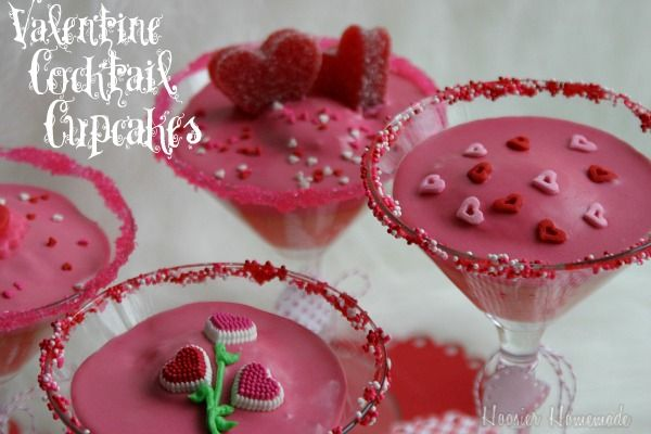 valentine's day homemade treats