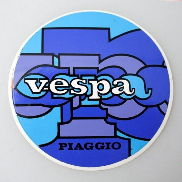 PIAGGIO SI + VESPA Sticker / Kleber in Wetzikon ZH kaufen bei auto.ricardo.ch