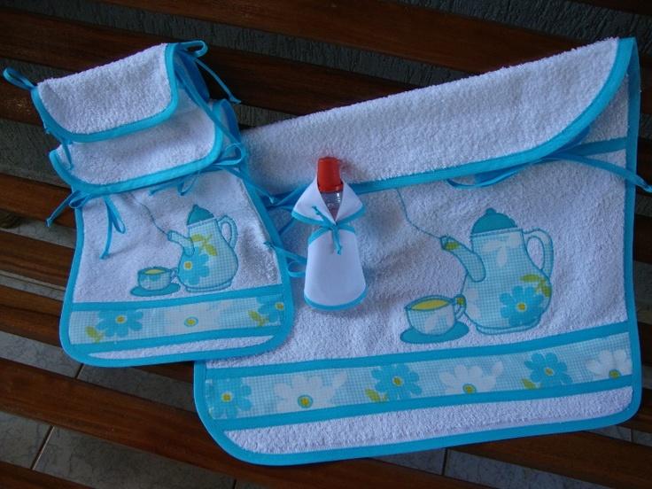 Toalha/puxador de geladeira e toalha/puxador para tampa do forno  www.elo7.com.br/cacarecos