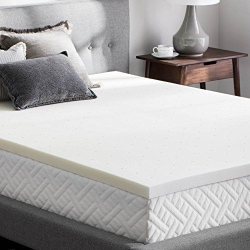 Cheap Weekender 2 Inch Memory Foam Mattress Topper Twin