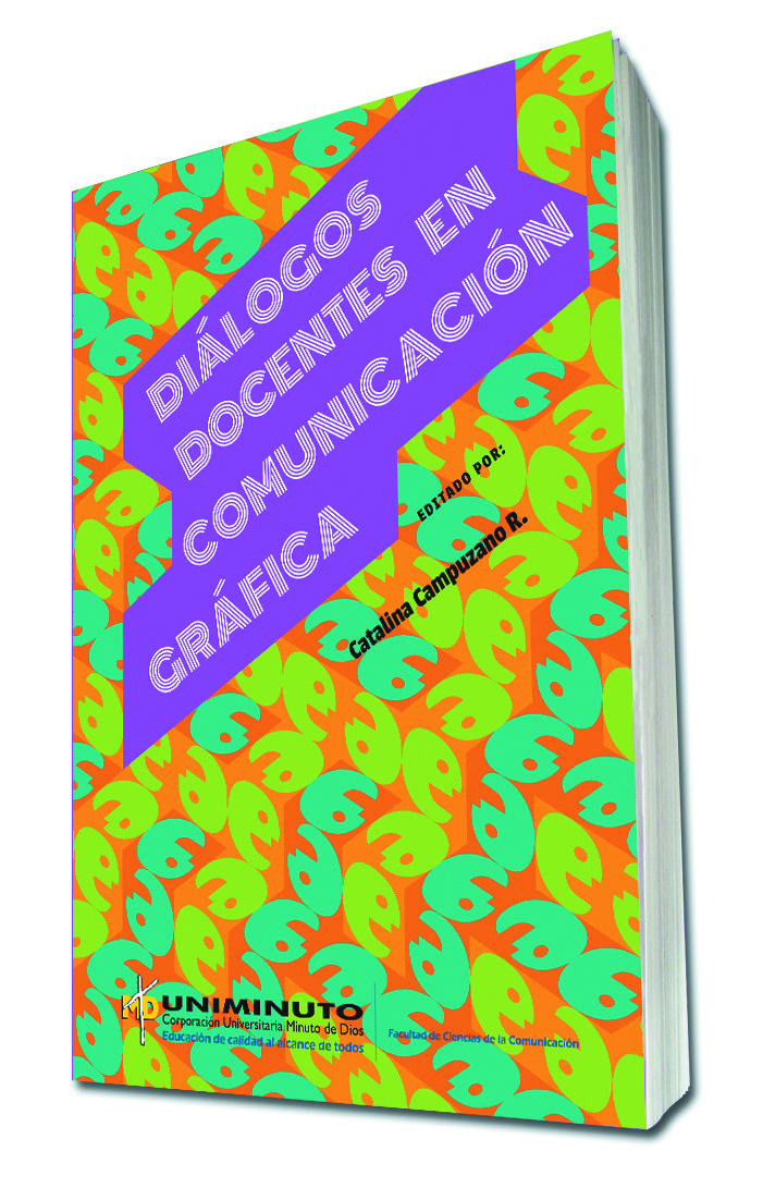 Novedad Editorial del Programa de Tecnología en Comunicación Gráfica.