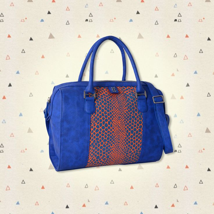 Here's your bag for the Liberated mood!