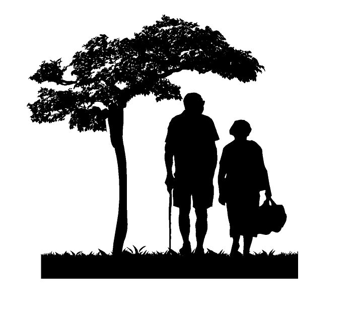 Couple Under Tree People Custom Vinyl Decal For Home Office Or - Custom vinyl decals etsy