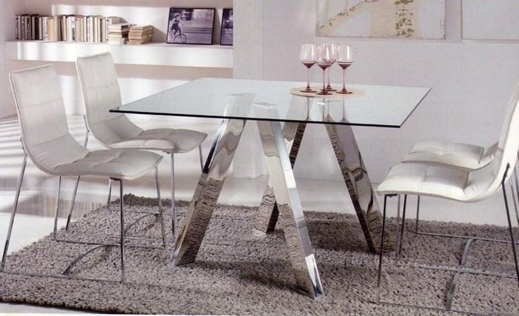 17 best Mesas de comedor images on Pinterest Dining room tables