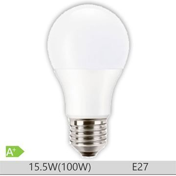 Bec LED PILA 14W E27 forma clasica A67, lumina calda http://www.etbm.ro/becuri-led