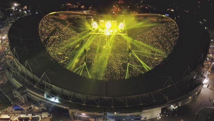 Coldplay @ Allianz Stadium Sydney