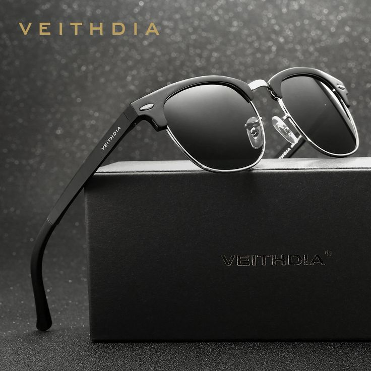 Retro Aluminum Magnesium Brand Sunglasses Polarized Lens Vintage Outdoor Eyewear Accessories Sun Glasses lentes de sol hombre