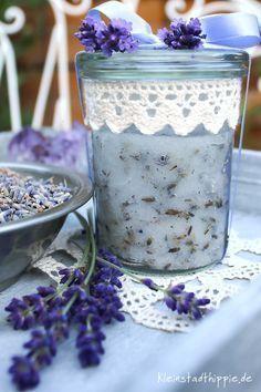 Lavendel-Kokos-Körperpeeling                                                                                                                                                     Mehr