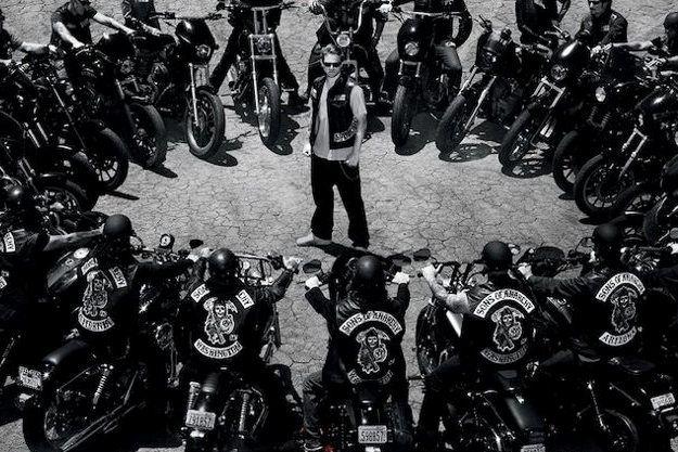 sons of anarchy | Audiences Séries US : Sons Of Anarchy fait un record, Go On démarre ...