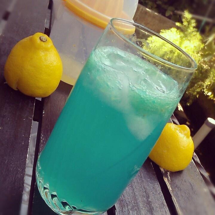 Lemon BluePunch