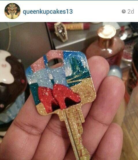 Wizard of Oz house key