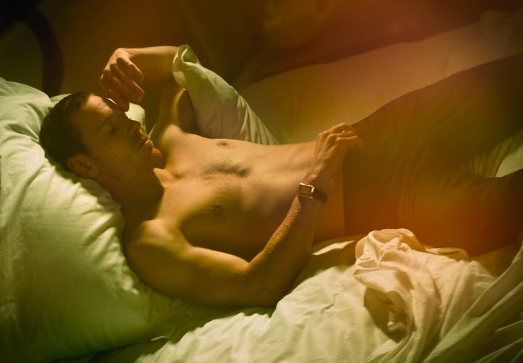 Photo by Jeff Burton    Michael Fassbender. We can't get enough. That is all.