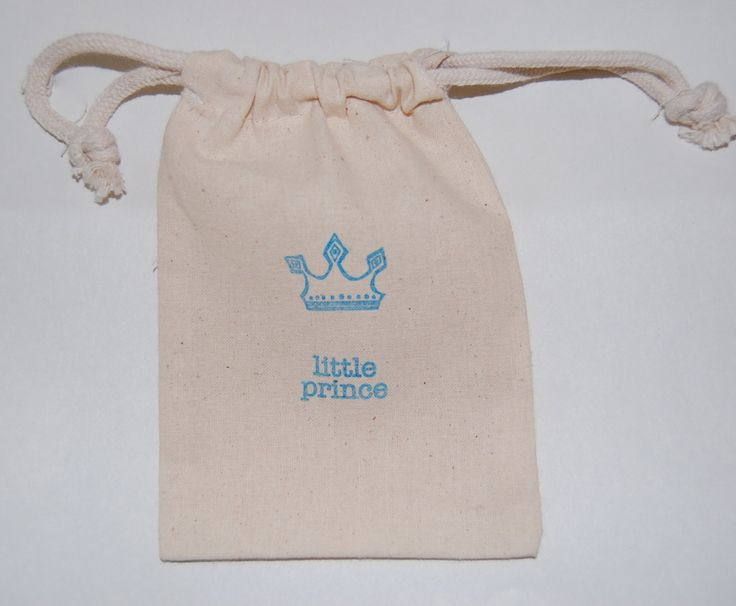 Little Prince Party Favor Bags/ Set of 50 / by littlechicklets, $62.50