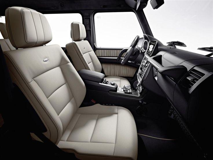 2 g wagon interior - G Wagon Interior