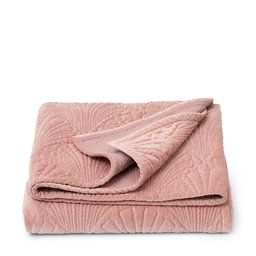Överkast Zelda, 240x240 cm, rosa