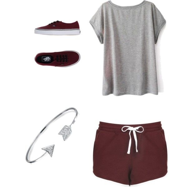 Geen titel #3 by ninavanoss on Polyvore featuring polyvore, mode, style, Topshop, Vans and Bling Jewelry