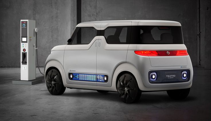 "This interesting Nissan ""Teatro For Dayz"" EV concept targets young drivers. Take a look at some of the proposed features! http://ecomento.com/2015/10/12/nissan-teatro-for-dayz-ev-concept-targets-young-drivers-images/"