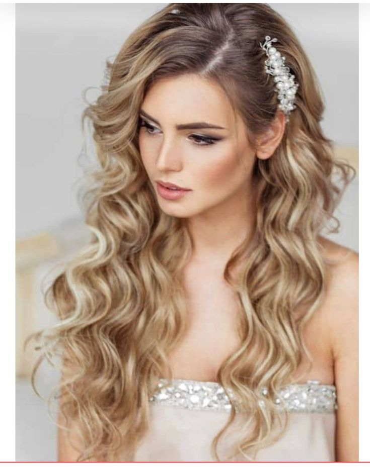 wedding hair style for bride best 25 different curls ideas on 2 curling 2660 | 6c621cc621a73e65f84c5d174e588098
