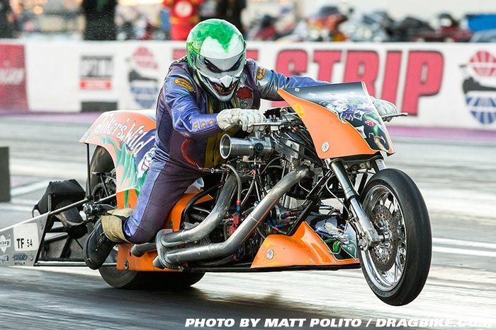 Andy Beauchemin Joker S Wild Nhra Drag Racing Drag Bike