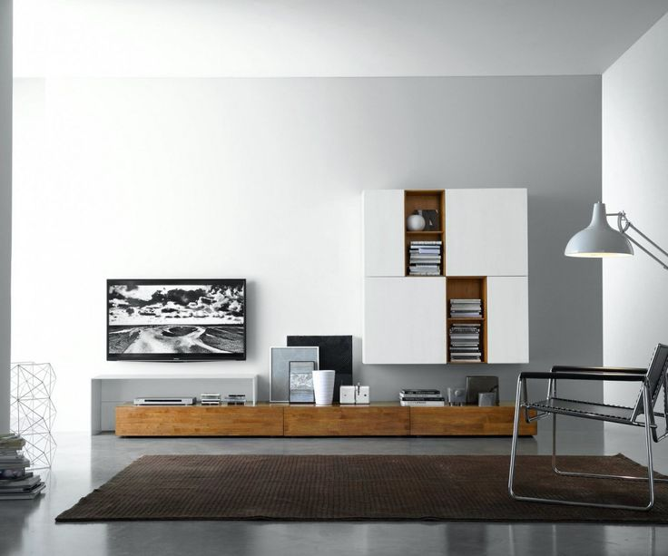 Wohnwand design  17 besten Wohnzimmer Bilder auf Pinterest | Holz, Deko und Innendesign