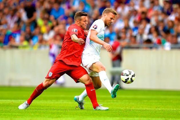Slovenia vs England 2-3 14/05/2015   EC Qualification EURO France 2016