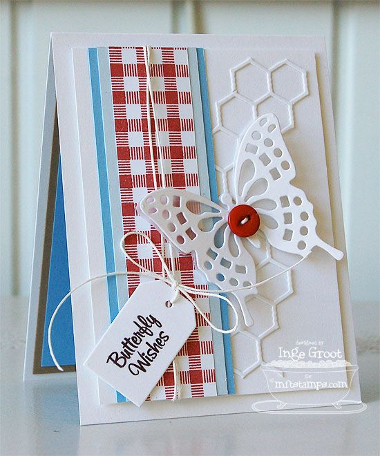 Patterned Paper : My Favorite Things Stamps Teaser Day #5