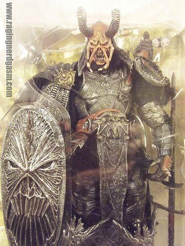 Skullsplitter from Spawn: the Viking Age by McFarlane Toys