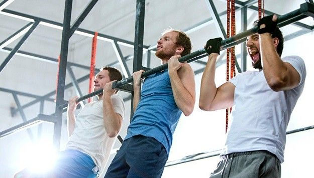 Chin-ups | Effective Forearm Workouts At Home During The Winter Holiday