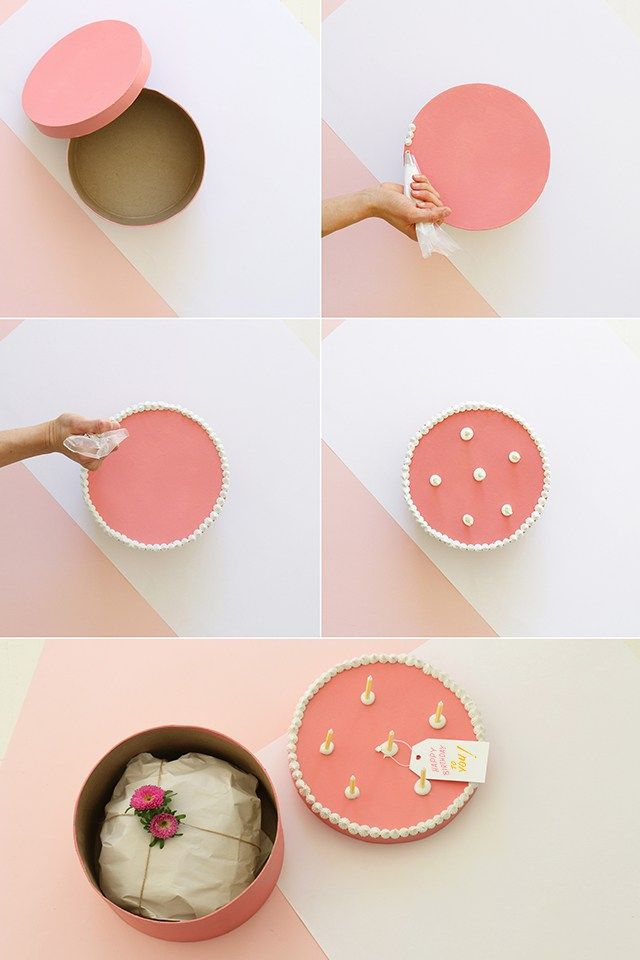 DIY Gift Box Cake w/ Free Avery Printable alanajonesmann ...