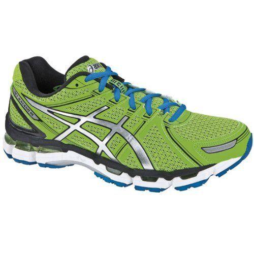 Asics Kayano 19 Gentlemen green (Size: 44) shoes sport women | Kencleng Store