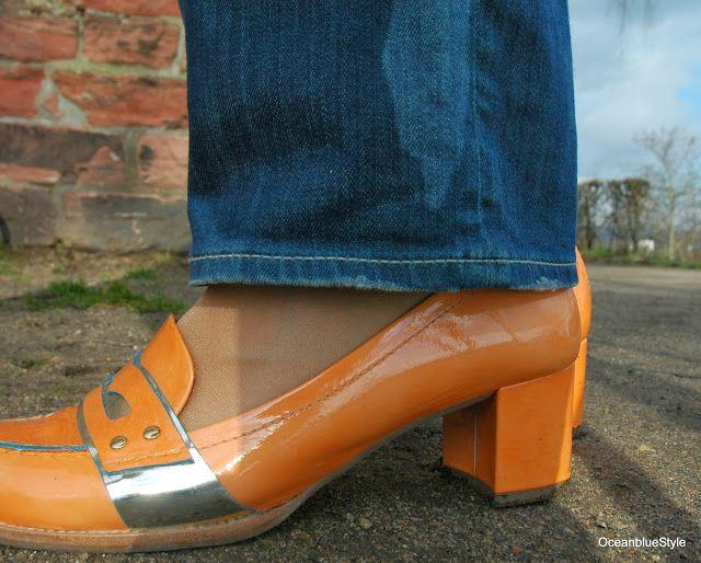 OceanblueStyle at Manderley: sind flache schuhe die neuen highheels? vier ideen zum rock