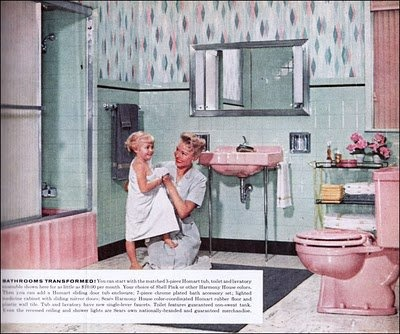 Briggs Beautyware in pink   just like our amazing mid century bathroom  We  also have. 33 best The 1950 s Bathroom images on Pinterest   1950s bathroom