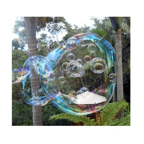 Blow Amazing Bubbles Inside Bubbles With the Green Ant Toys Bubble Gun  www.greenanttoys.com.au
