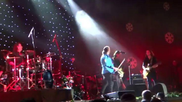 Adrian Naidin - Paparuda (Rockolinde, Sala Palatului, 22.12.2014)