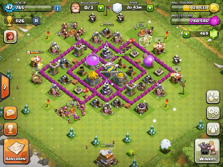 Level 6 Town Hall {Ultimate Clash of Clans Guide} http ...