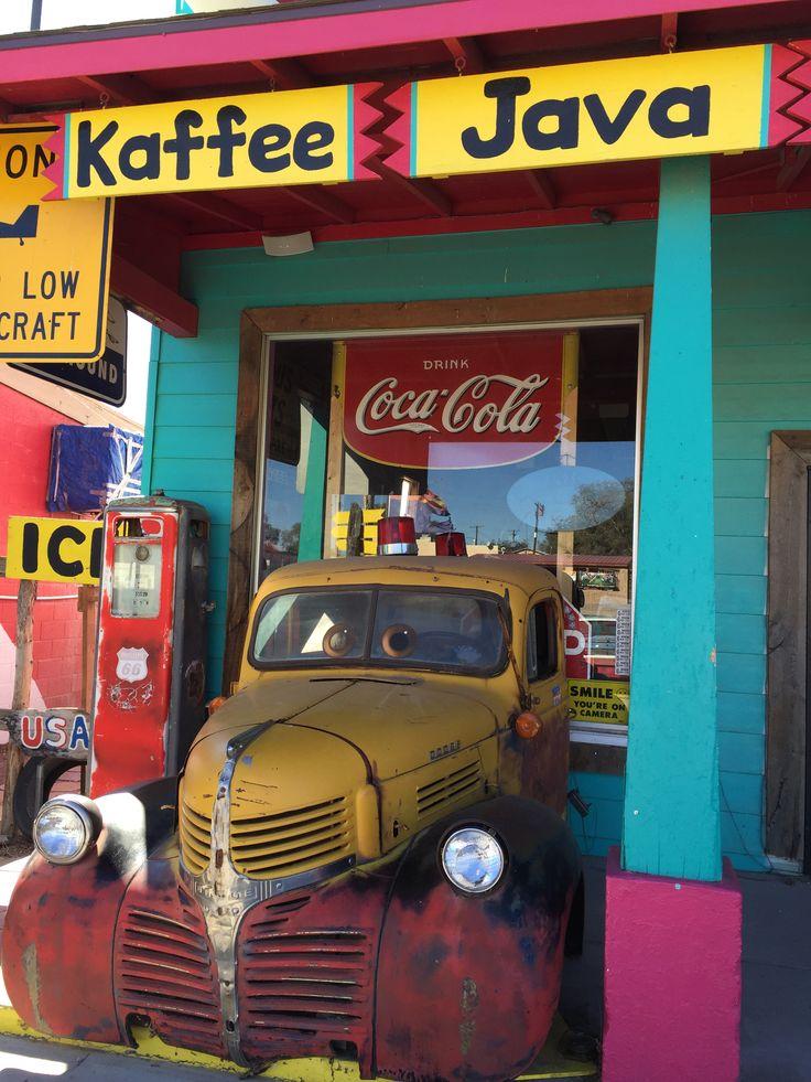 Route 66, Seligman, AZ