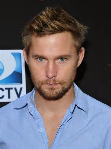 Brian Geraghty - But I only like him with the facial hair!