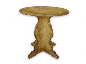 Stůl ze smrkového dřeva Mexicana 8