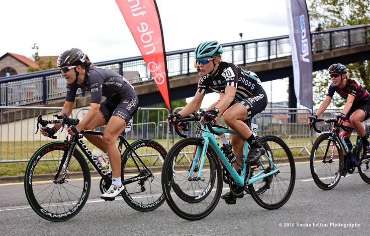 https://flic.kr/p/J9Etry   Women's National Road Race Championships   Stockton on Tees - June 2016