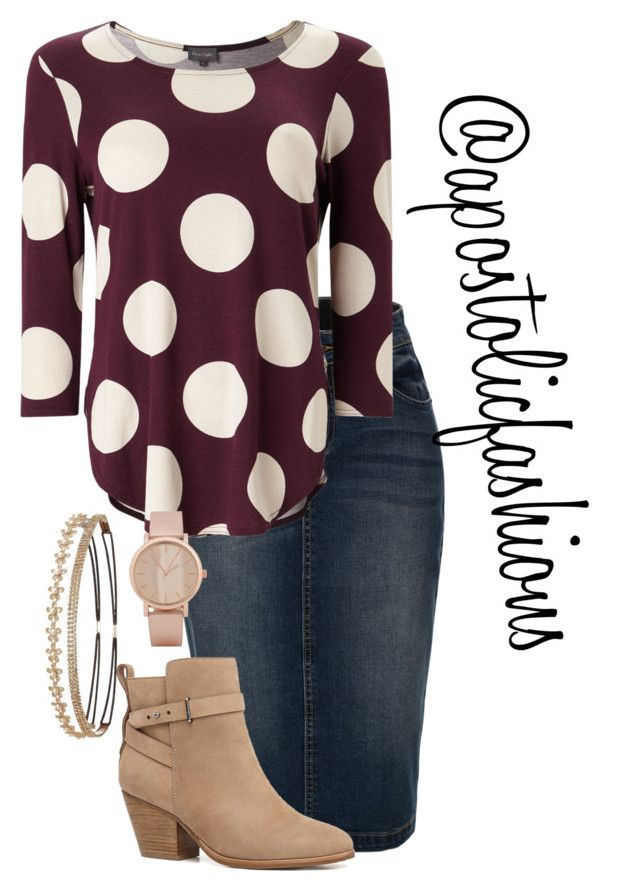 """""""Apostolic Fashions #1556"""" by apostolicfashions ❤ liked on Polyvore featuring LE3NO, Phase Eight, Witchery, ALDO, Charlotte Russe, modestlykay and modestlywhit"""