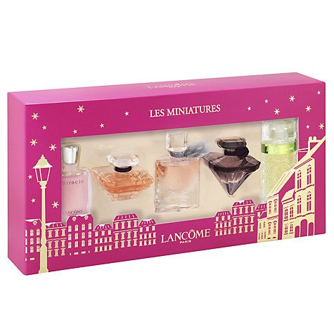 Buy Lancôme Miniatures Fragrance Gift Set Online at johnlewis.com
