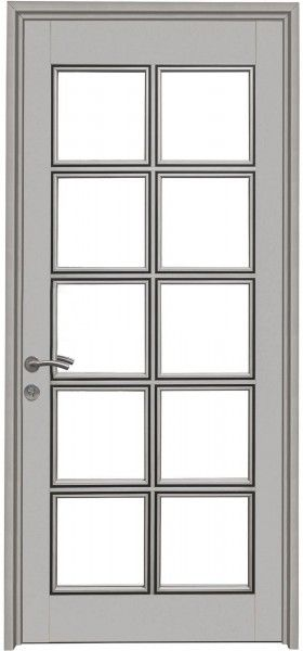 lens puertas de aluminio