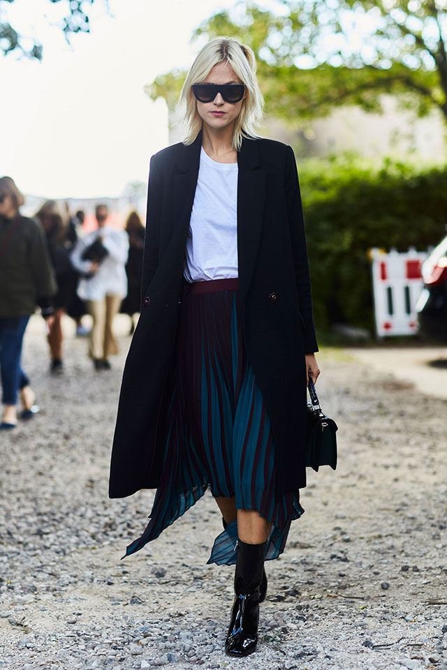 Неделя моды в Копенгагене, весна-лето 2017: street style. Часть 2, Buro 24/7