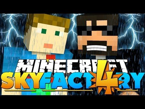cool Minecraft: SkyFactory 4 -A VERY SHOCKING VIDEO