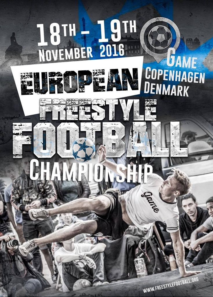 For Participants – European Freestyle Football Championship 2016