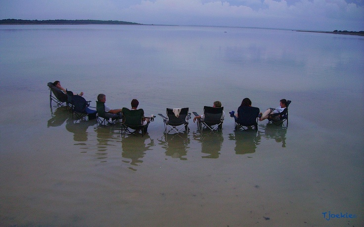 Lake Sibaya - Sodwana Bay - South Africa