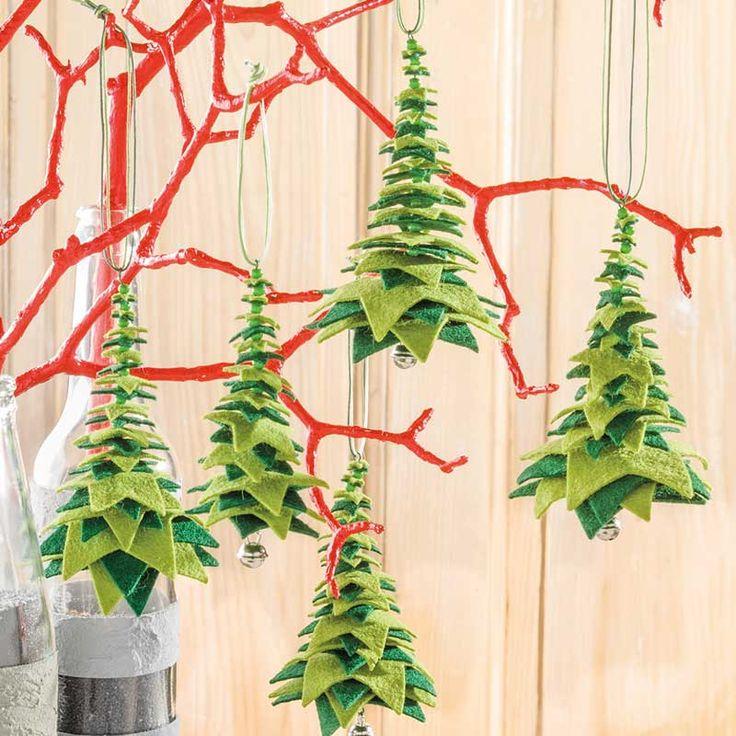 ber ideen zu weihnachtsbaum bastelideen auf pinterest weihnachtsb ume. Black Bedroom Furniture Sets. Home Design Ideas
